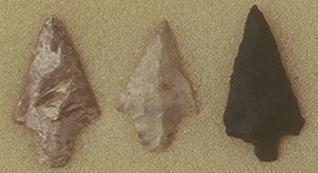 arrow heads pic